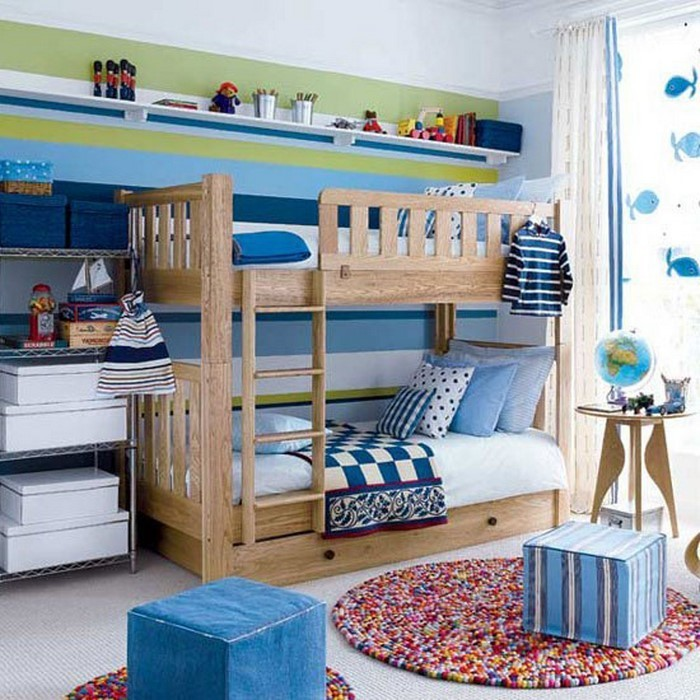 Kinderzimmer-gestalten-Eine-tolle-Gestaltung