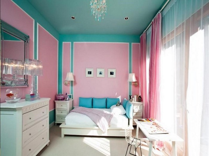 kinderzimmer deko m dchen. Black Bedroom Furniture Sets. Home Design Ideas