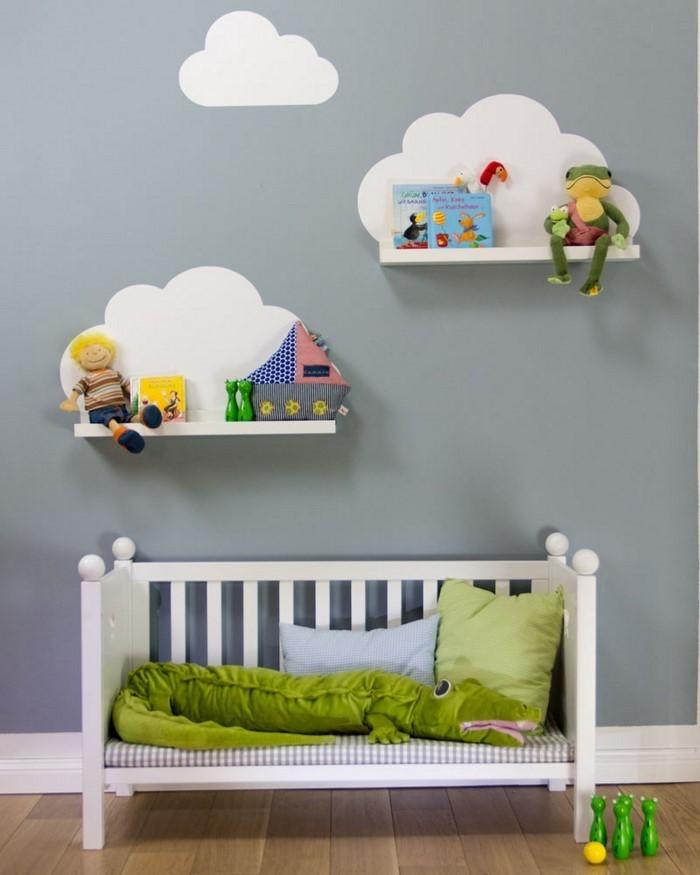 Kinderzimmer Gestalten: Erschwingliche Kinderzimmer Deko Ideen Ideen Fr Wnde Im Kinderzimmer