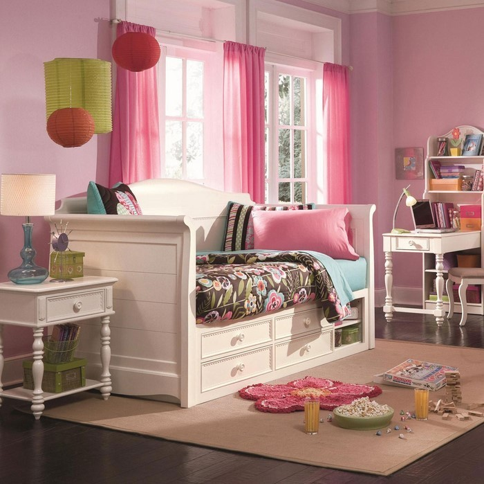 sch ne kinderzimmer. Black Bedroom Furniture Sets. Home Design Ideas