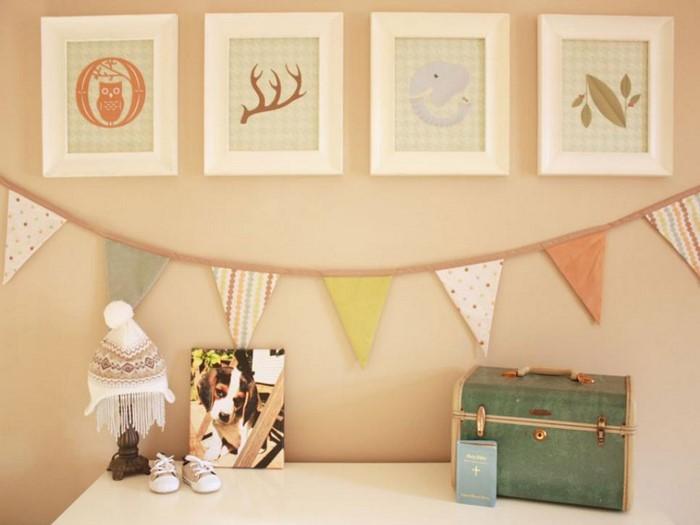 Chestha.com | Wanddeko Dekor Kinderzimmer | {Kinderzimmer gestalten wand 89}