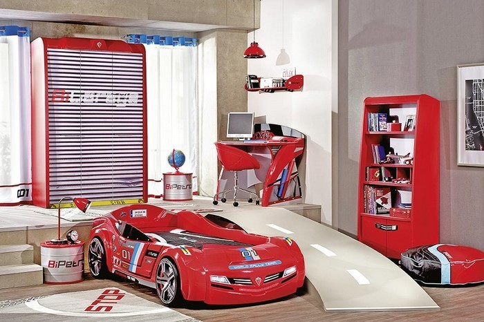 Kinderzimmer jungen auto: category of kinderzimmer designs page ...