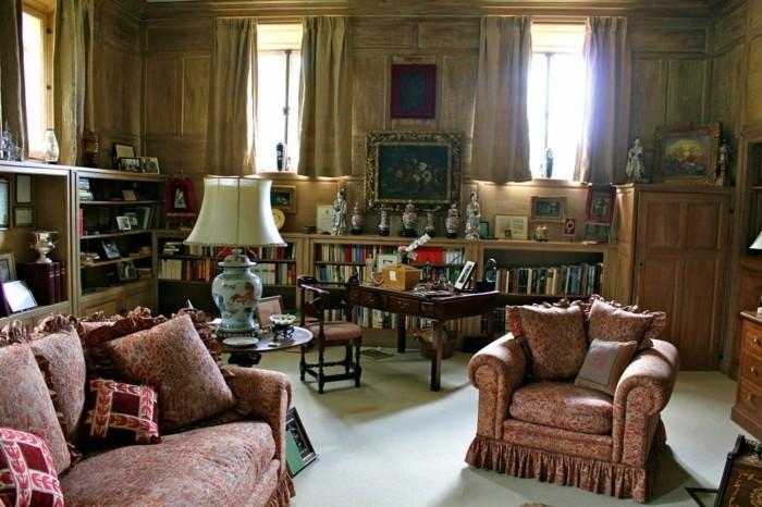 Luxusvilla-La-Pausa-von-Coco-Chanel-Interior-Design-Bibliothek1