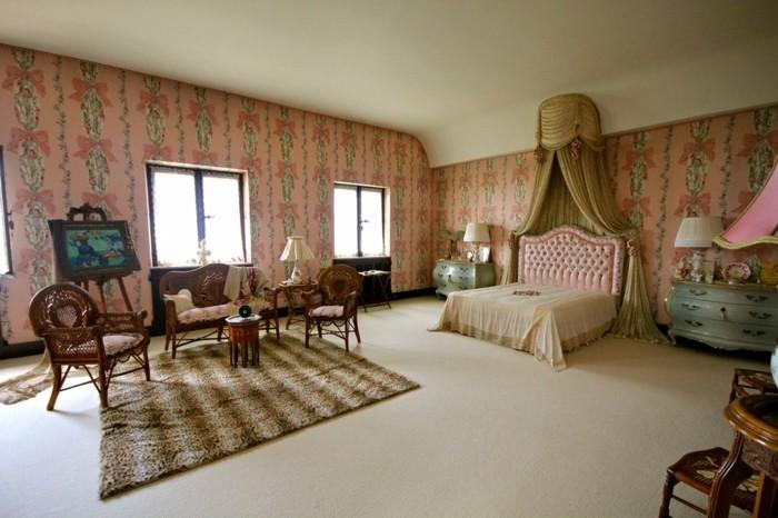 Luxusvilla-La-Pausa-von-Coco-Chanel-Interior-Design-Schlafzimmer-von-Chanel5