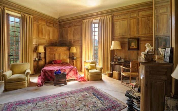 Luxusvilla-La-Pausa-von-Coco-Chanel-Interior-Design-Schlafzimmer-von-Chanel6