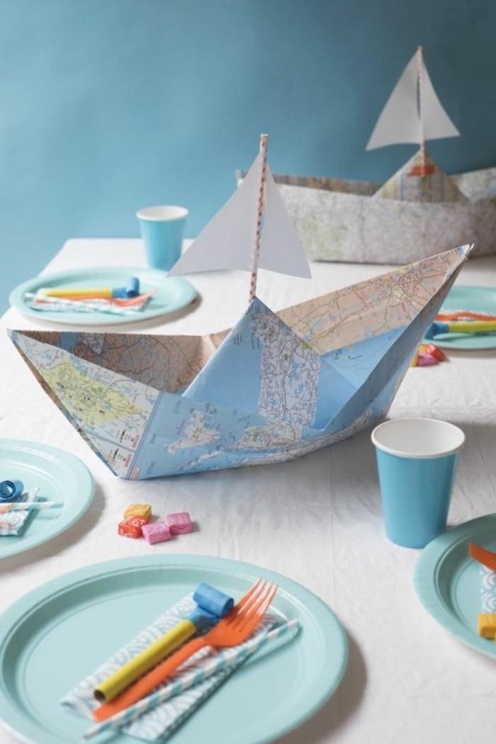 suche bar für wohnzimmer:tischdeko für wohnzimmer : 40 maritime Tischdeko Ideen viele davon