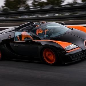 Autoscout - die schnellsten Sportwagen und ihre Designs