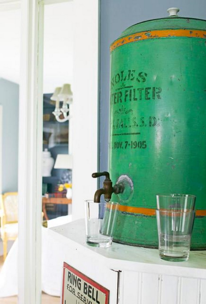Retro Deko - Wasserbehalter