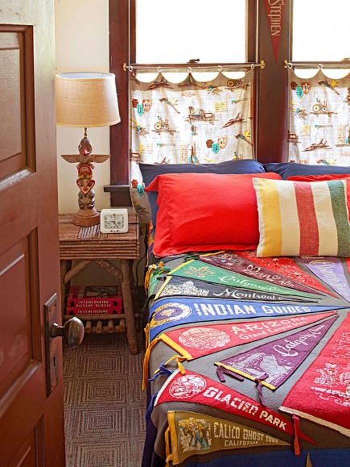 vintage bilder wohnzimmer:wohnzimmer dekoration bilder : Retro Deko – Vintage Deko Ideen für
