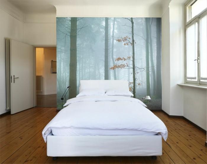 50 beruhigende Ideen für Schlafzimmer Wandgestaltung - Archzine.net