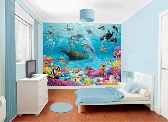 Schlafzimmer-Design-wie-den-Meeresboden