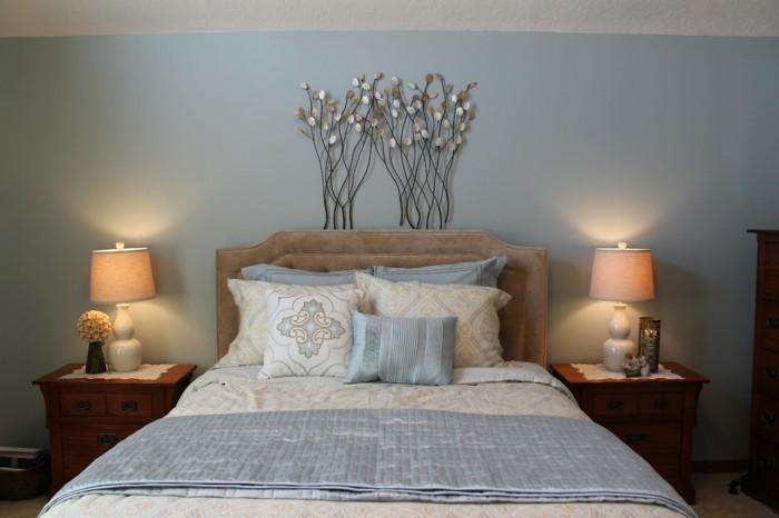 Farben fr das schlafzimmer kreative deko ideen und innenarchitektur - Farben fr das schlafzimmer ...