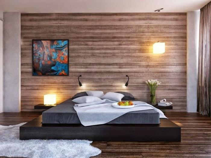 1001 Inspirierende Ideen Fur Schlafzimmer Wandgestaltung