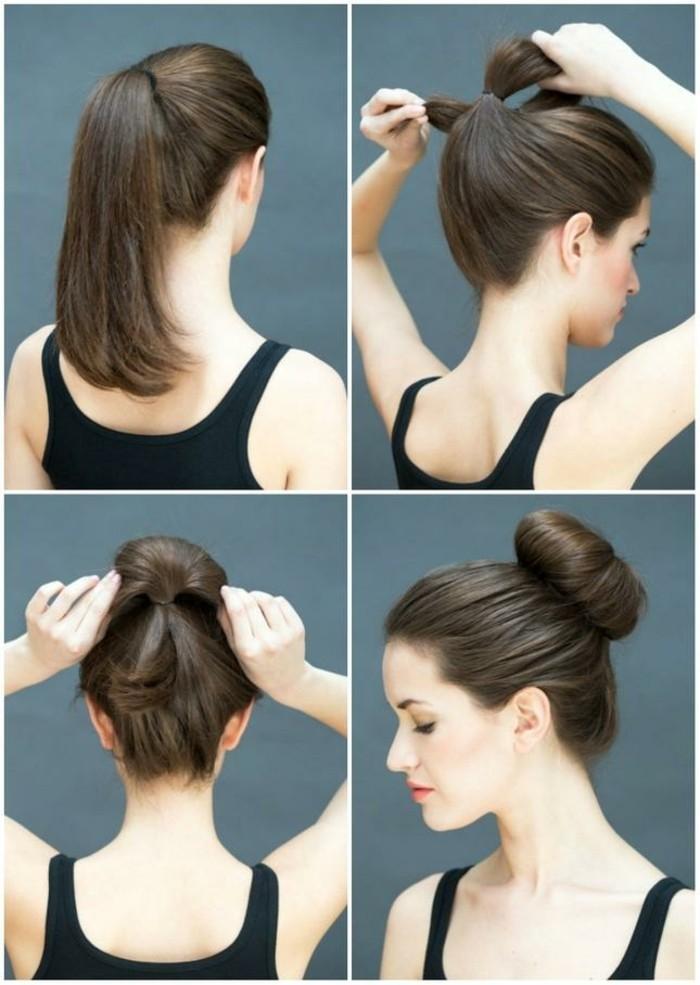Schnelle-Frisuren-für-den-Alltag-Hochsteckfrisur