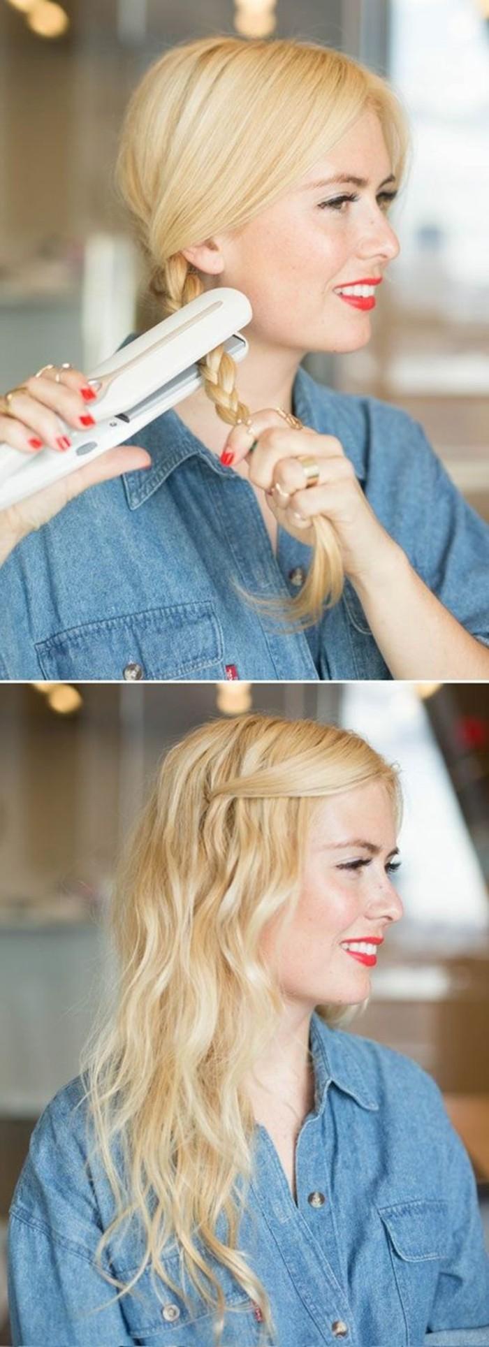 Schnelle-Frisuren-für-den-Alltag-mit-Grillzangen