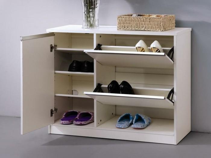 Schuhschrank-Holz-mit-Platz-für-Pantoffeln