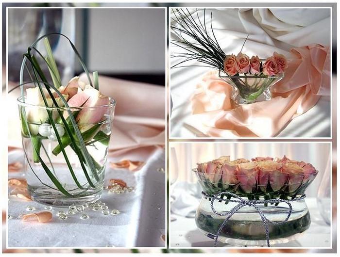 Tischdeko-aus-Glas-Eine-auffällige-Dekoration