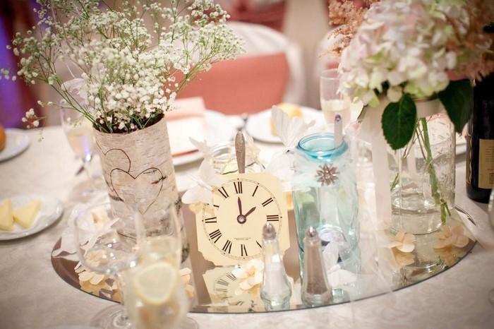 Tischdeko-aus-Glas-Eine-verblüffende-Dekoration