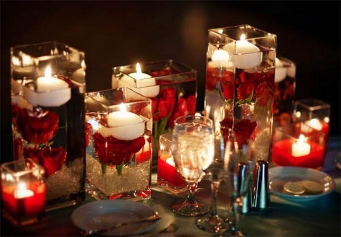 Tischdeko-aus-Glas-Eine-wunderschöne-Ausstattung