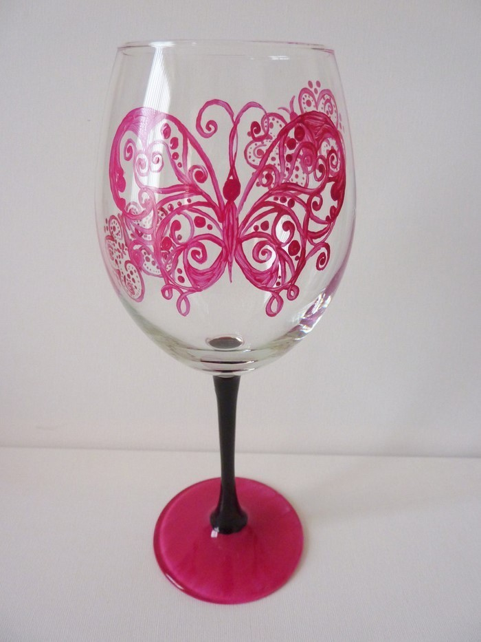 Craft Paint For Glass