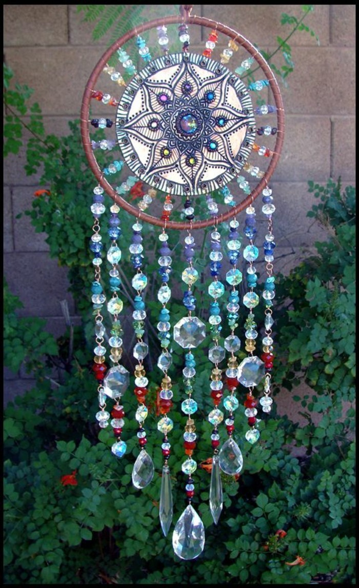 traumf nger selber basteln zauber f r ruhigen schlaf. Black Bedroom Furniture Sets. Home Design Ideas