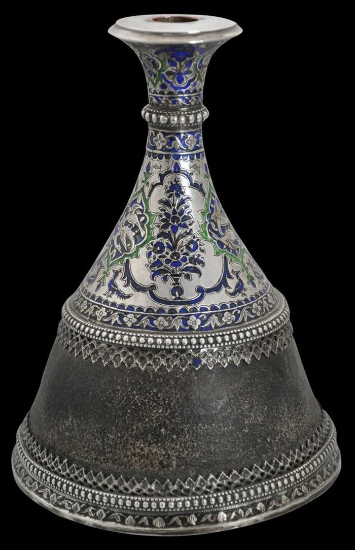 Wasserpfeife-Shisha-Hookah-Einrichtung-orientalisch-Wassertopf6