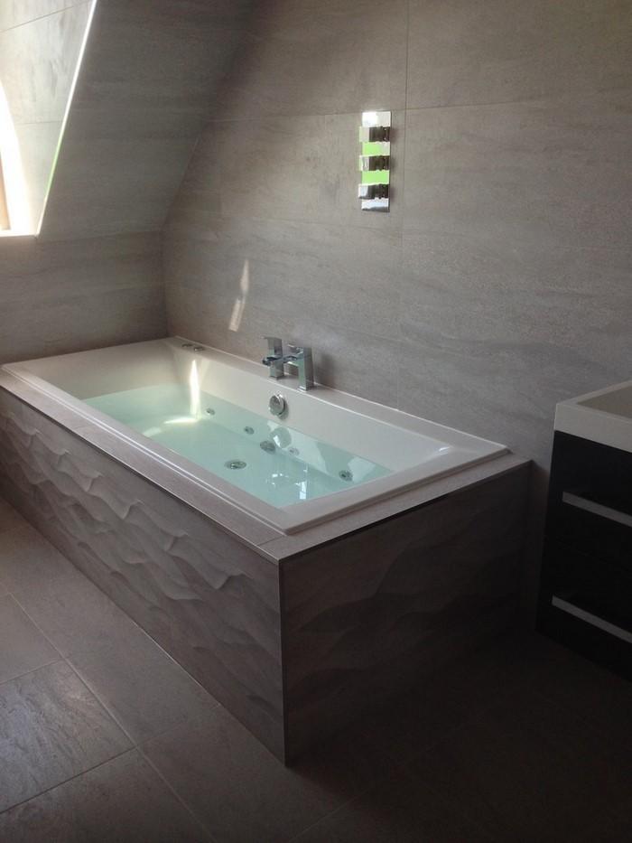 Wohnideen f r badezimmer moderne duschkabinen for Wohnideen bad
