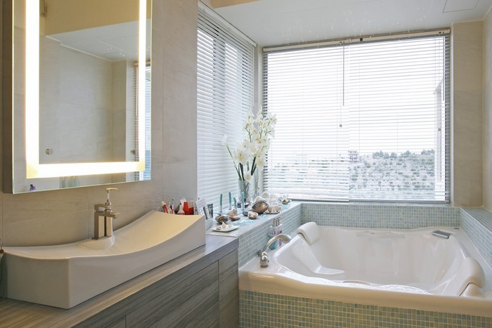 Wohnideen-fur-Badezimmer-Ein-wunderschönes-Interieur