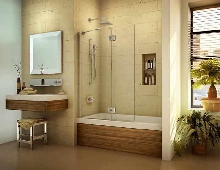 Außergewöhnliche Badezimmer wohnideen für badezimmer moderne duschkabinen