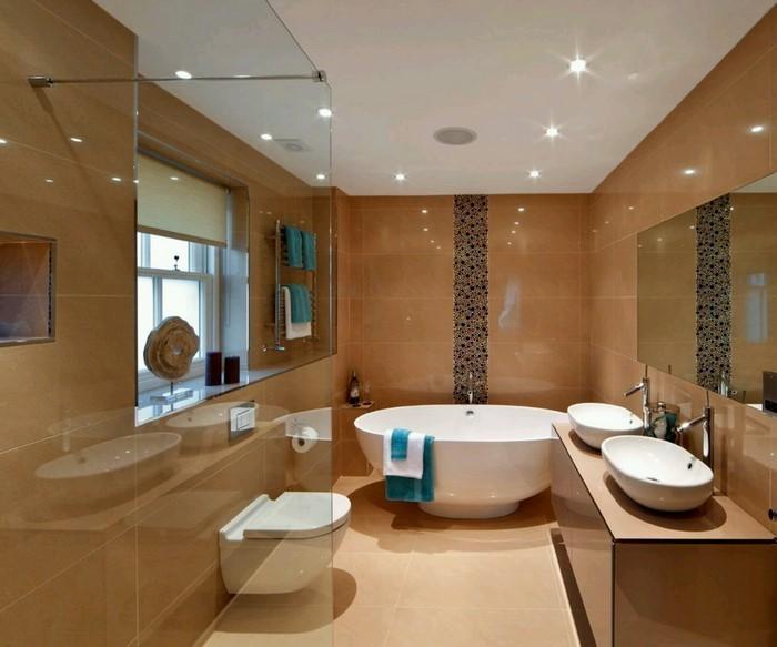 Wohnideen badezimmer  Wohnideen für Badezimmer: Moderne Duschkabinen