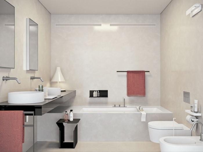 Wohnideen-fur-Badezimmer-Eine-auffällige-Ausstrahlung