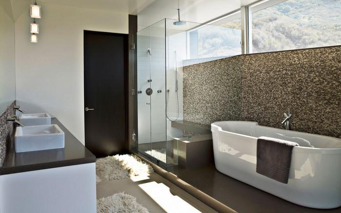 Wohnideen f r badezimmer moderne duschkabinen for Kreative zimmereinrichtung