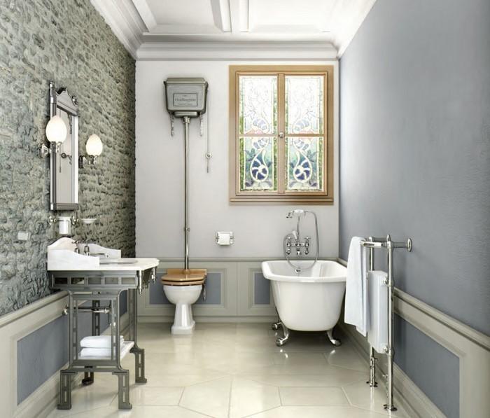Wohnideen-fur-Badezimmer-Eine-verblüffende-Ausstattung