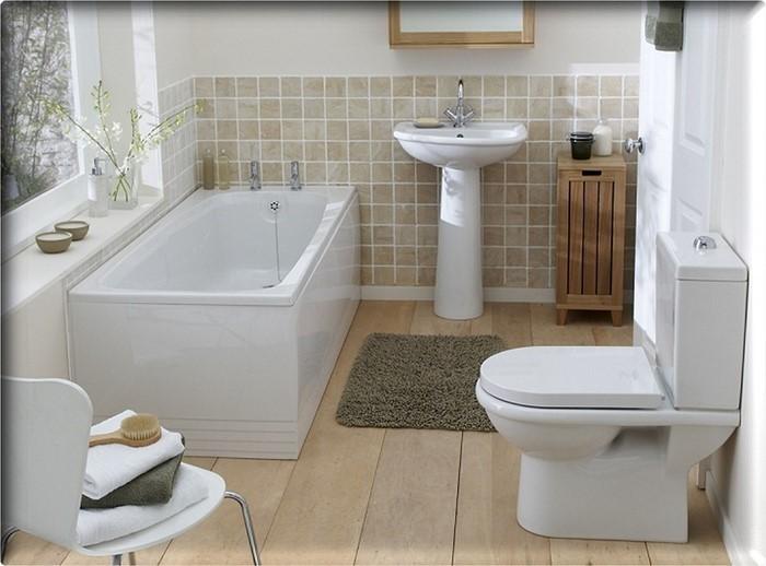Wohnideen-fur-Badezimmer-Eine-verblüffende-Gestaltung