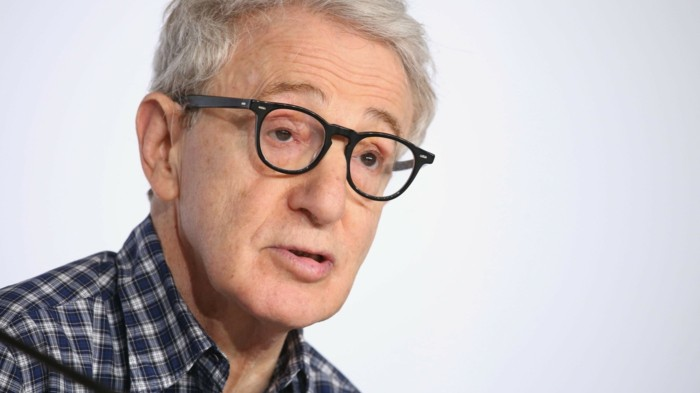 "When asked about his major shortcomings, filmmaker Woody Allen says, ""I'm lazy and an imperfectionist."