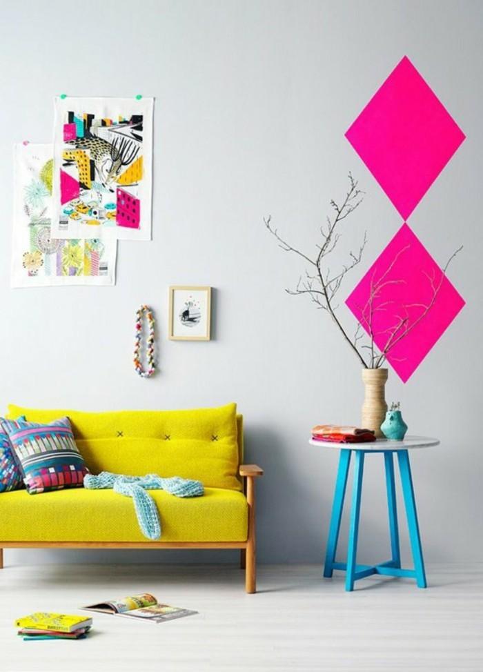 auffälliges-design-wohnzimmer-wandfarben-ideen