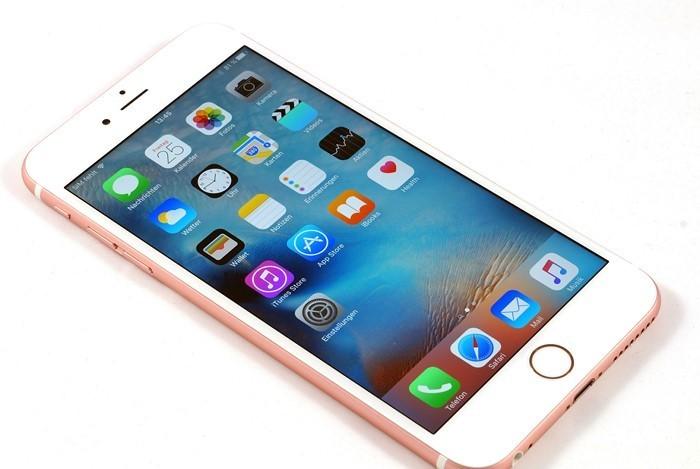 bestes-smartphone-Iphone-6s-weisser-Hintergrund