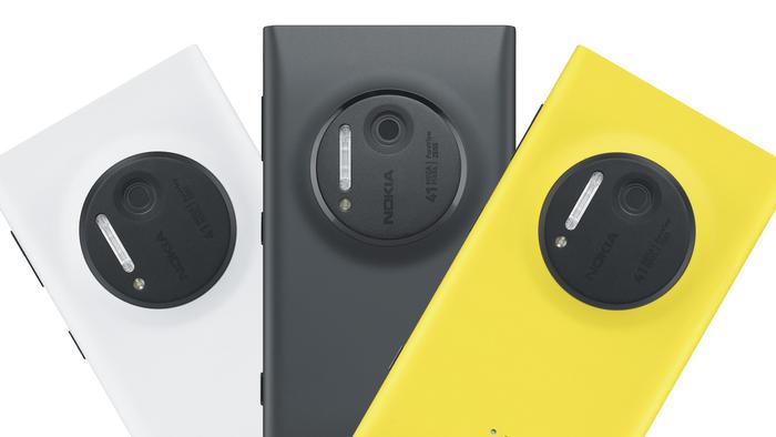 bestes-smartphone-Lumia-1020-in-verschiedenen-Farben