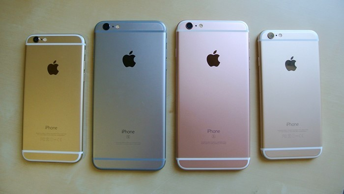 bestes-smartphone-Vergleich-von-verschiedenen-Iphone-Modellen