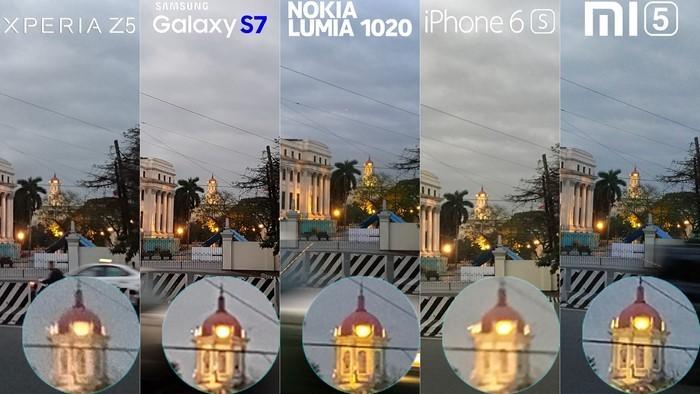 bestes-smartphone-Vergleich-zwischen-verschiedenen-Kameras