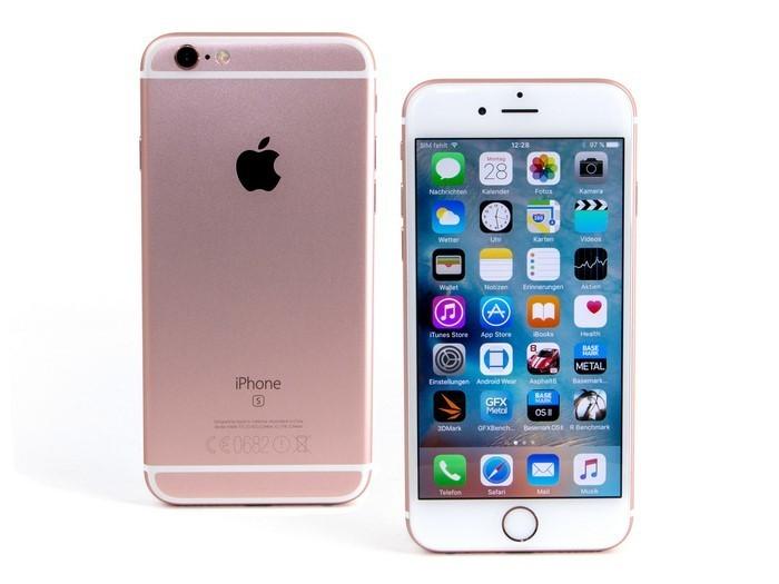 bestes-smartphone-die-verschiedenen-Seiten-von-einem-Iphone