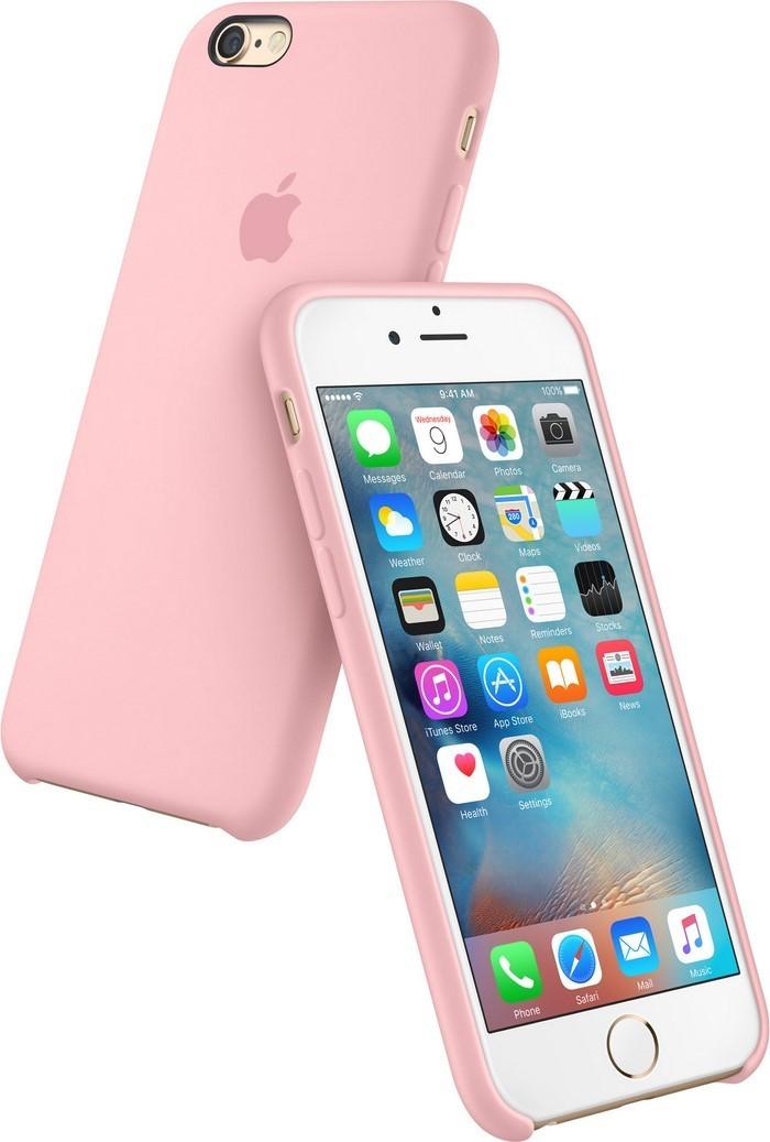 bestes-smartphone-ein-Smartphone-in-rosa