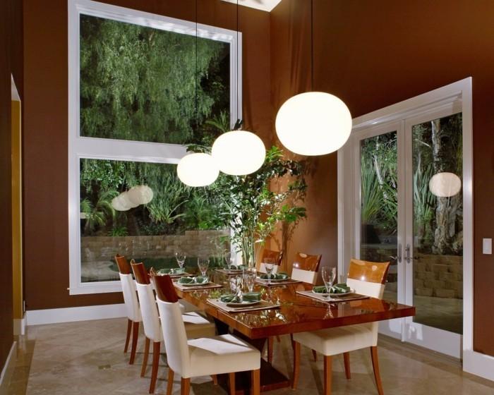 braune-wandgestaltung-braune-wände-sehen-sehr-schön-aus