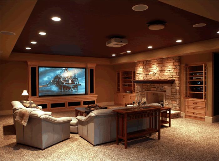 43 super ideen f r braune wandgestaltung. Black Bedroom Furniture Sets. Home Design Ideas