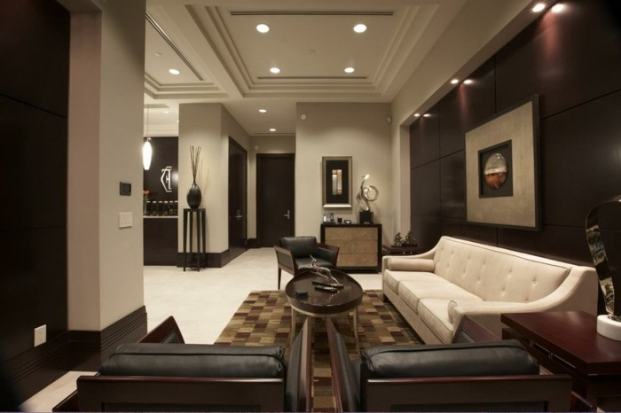 ... Wohnzimmer Mit Braunen Neuancen wohnzimmer ideen braune wand