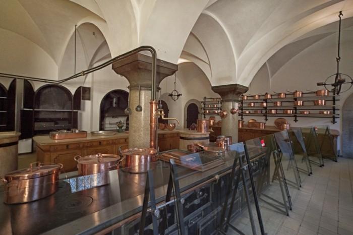 das-Schloss-Neuschwanstein-Küche1