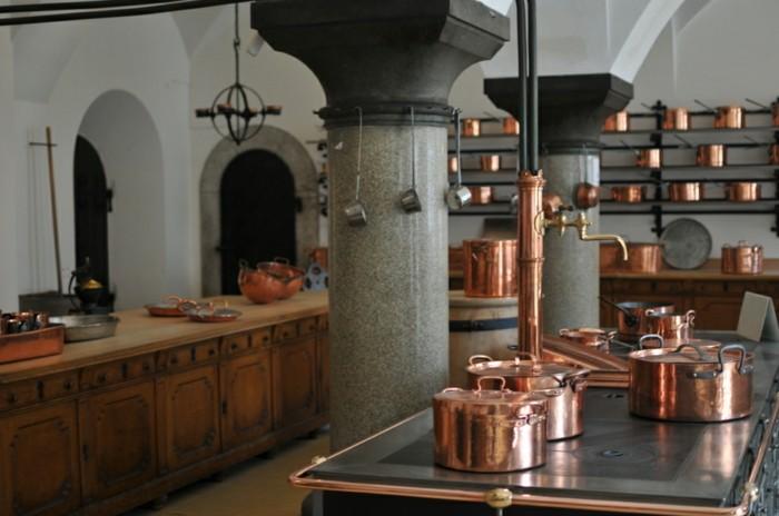 das-Schloss-Neuschwanstein-Küche3