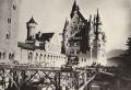 Das Schloss Neuschwanstein: ein lebendiges Märchen