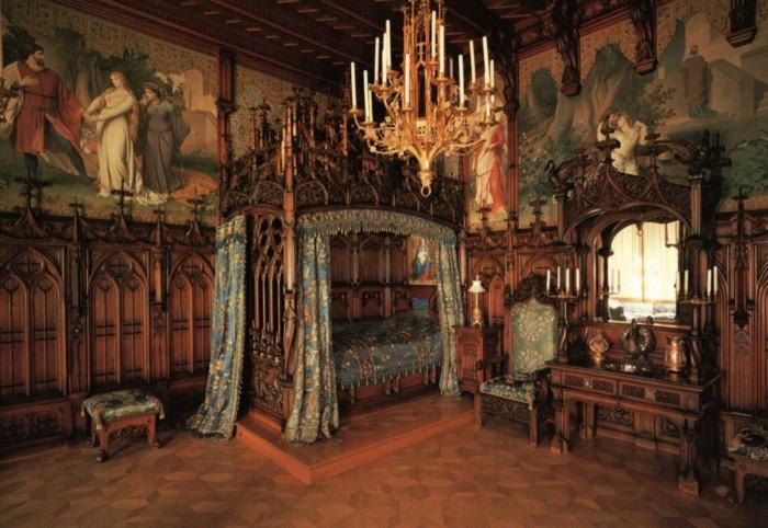 Das Schloss Neuschwanstein: ein lebendiges Märchen - Archzine.net