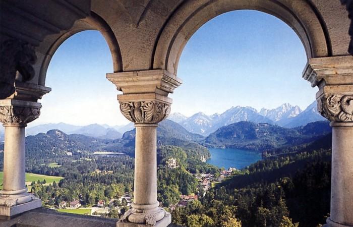 das-Schloss-Neuschwanstein-der- Sängersaal4